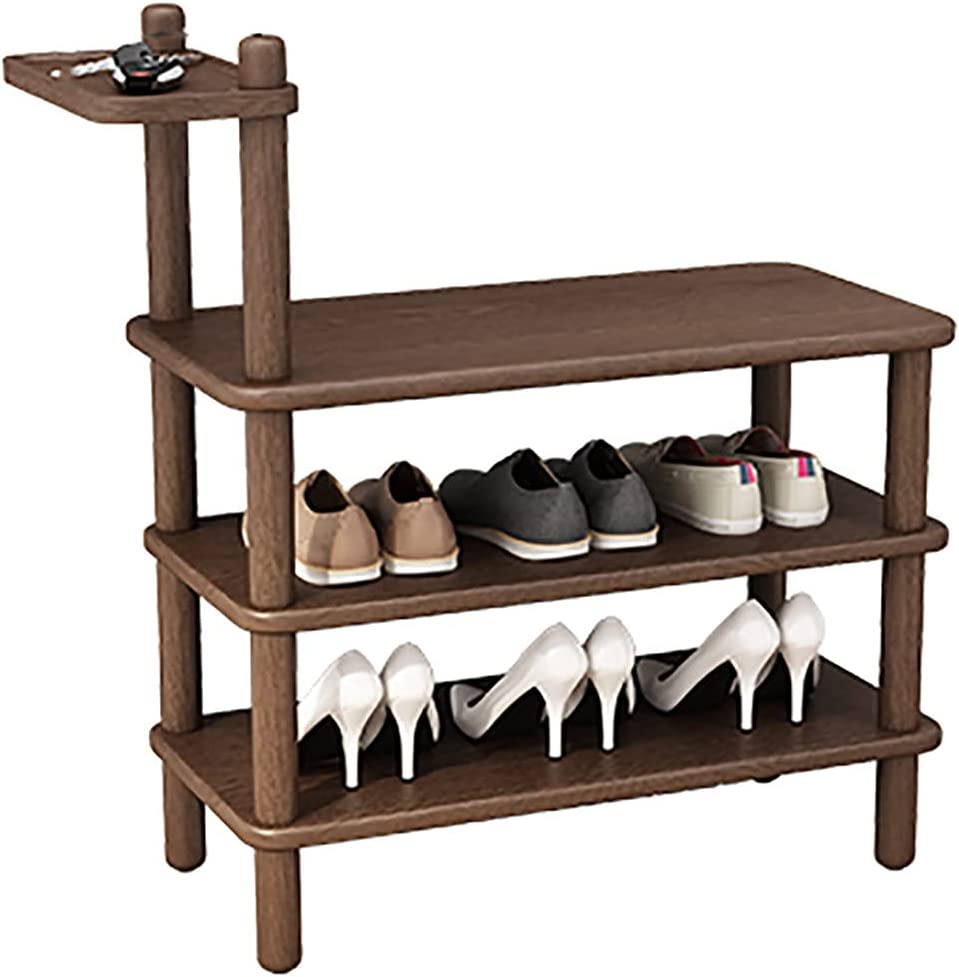 XIAOQIAO Shoe Max Cheap SALE Start 72% OFF Bench Entryway 3 Rack Storage with