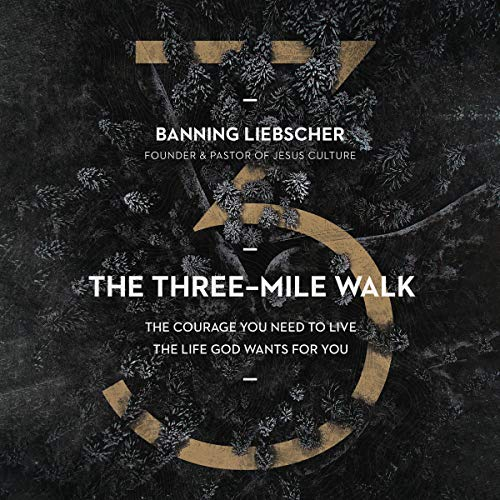 The Three-Mile Walk cover art