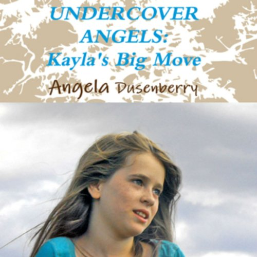 Kayla's Big Move audiobook cover art