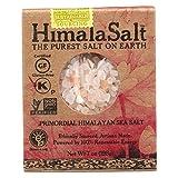 HimalaSalt Coarse Salt Grain Refill Box, 7 Ounce -- 6 per case.