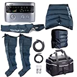 DSMAREF Recovery Compression System : Compression Pump, Recovery Boots, Centerbody Sleeve. Arm Sleeve, Waist Sleeve, Carry Bag. (Boots Size : Large)