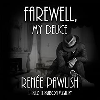 Farewell, My Deuce audiobook cover art