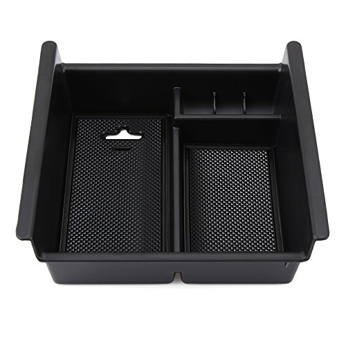 POZEL Center Console Insert Organizer Tray for Toyota 4Runner
