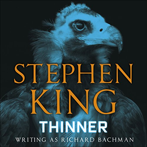 Thinner audiobook cover art