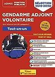 Gendarme adjoint volontaire - GAV APJA et GAV EP - Catégorie C - Tout-en-un - Épreuves de sélection 2019-2020