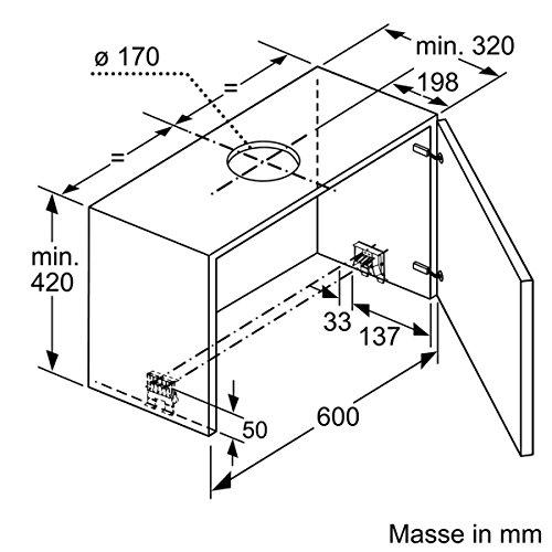 Siemens LI67RA530 iQ300 Flachschirmhaube - 4