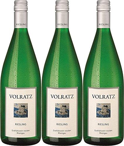 Schloss Vollrads Riesling 2015/2016 (3 x 1 l)