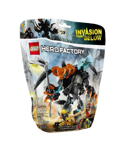 LEGO Hero Factory 44021 SPLITTER Beast vs. FURNO and EVO by LEGO