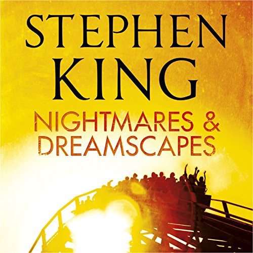 Nightmares and Dreamscapes audiobook cover art
