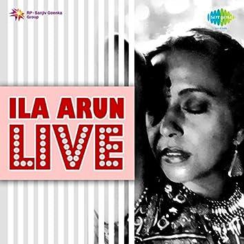 Ila Arun - Live