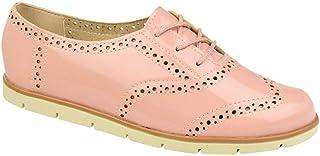 Sapato Moleca Oxford Verniz Feminino