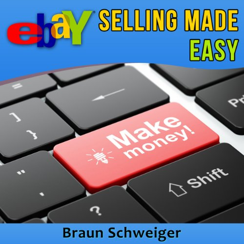 eBay Selling Made Easy audiobook cover art