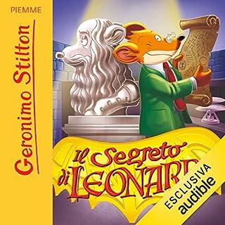 Il segreto di Leonardo copertina