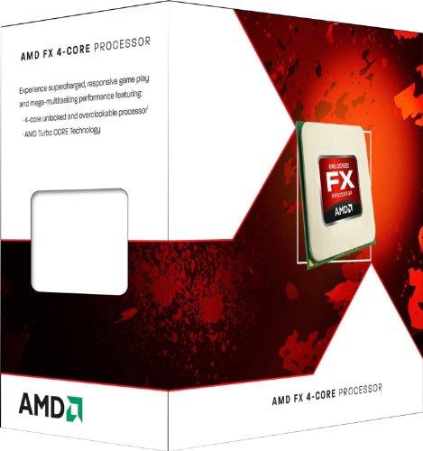AMD FD4130FRGUBOX FX-4130 Prozessor (3,9GHz, Sockel AM3+, 4MB L3 Cache, 125 Watt)