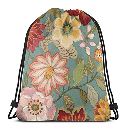Lawenp Cool Black Lipstick Unisex Home Gym Sack Bag Travel Drawstring Backpack Bag