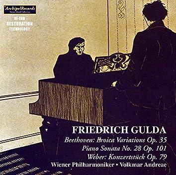 Beethoven & Weber: Works