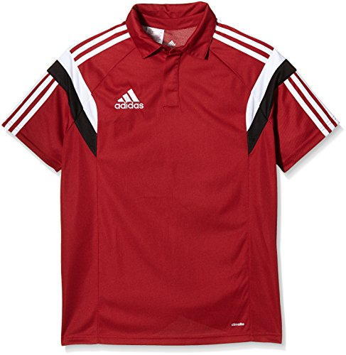 adidas Condivo14 CL Y Polo pour Enfant 152 cm University Red
