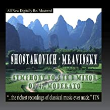 Mravinsky - Shostakovich, Symphony No. 5 in D Minor Op. 47