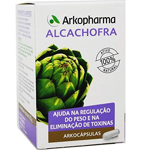 100 Cápsulas dietéticas Alcachofa Arkopharma