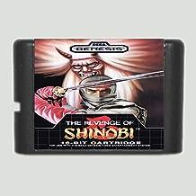 The Revenge of Shinobi Carte de Jeu 16 Bits pour Sega Mega Drive pour Genesis