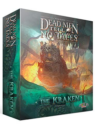 Minion Games MIGDM101 Dead Man Tell no Tales: Kraken Expansion, Mehrfarbig
