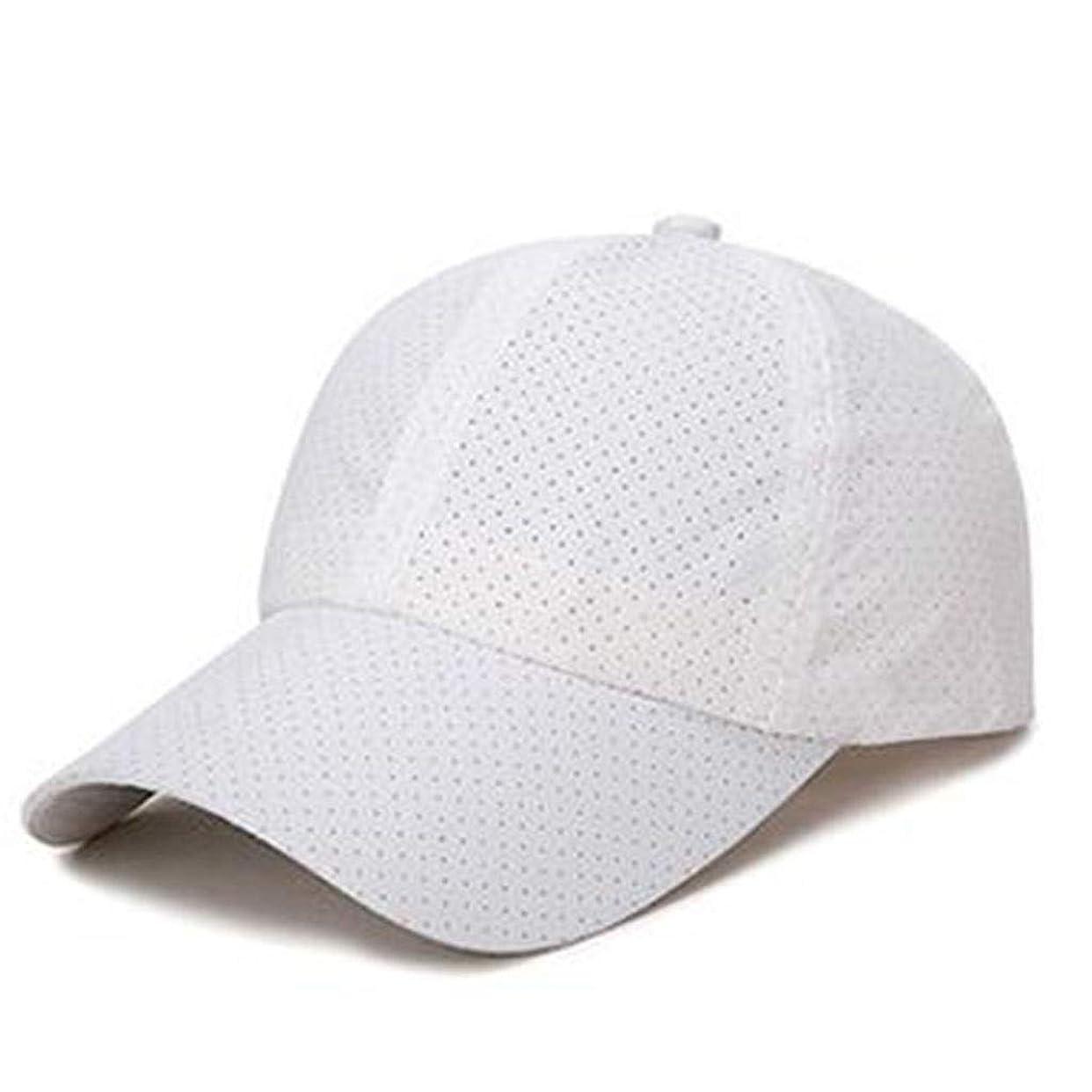 外向きグラディスビュッフェ帽子の男性の春と夏のアウトドアレジャーサンハットレディースシンプル速乾性通気性メッシュキャップ