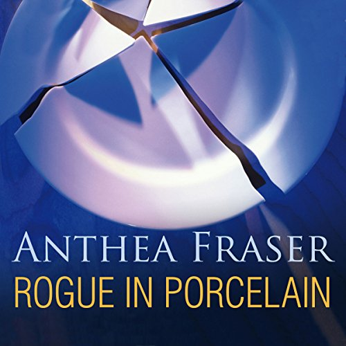 Rogue in Porcelain audiobook cover art