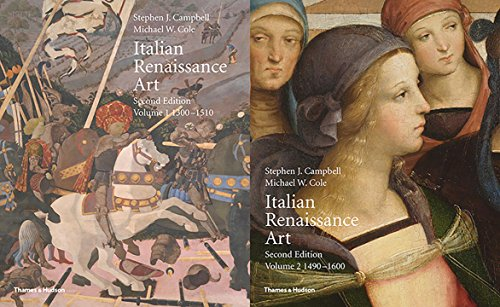 Compare Textbook Prices for Italian Renaissance Art: Volumes One and Two Second Edition Vol. Volumes 1 and 2 Second Edition ISBN 9780500293348 by Campbell, Stephen J.,Cole, Michael W.