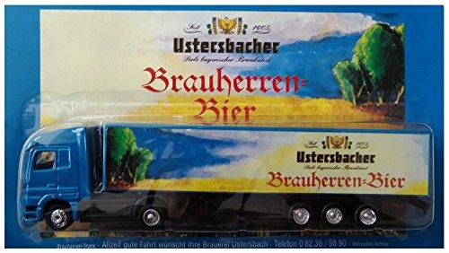 Ustersbacher Nr.02 - Brauherren Bier - MB Actros - Sattelzug