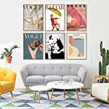 1. The high-definition picture is printed on a high-quality canvas with high resolution, and the color saturation is high, so that the picture is perfectly presented on the canvas painting [HLHL-CLwz] 2. Ideal for wall decoration and home decoration....