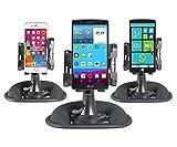 Navitech Smartphone Dashboard attrito Supporto e supporto universale per Motorola Moto G 3rd Generation