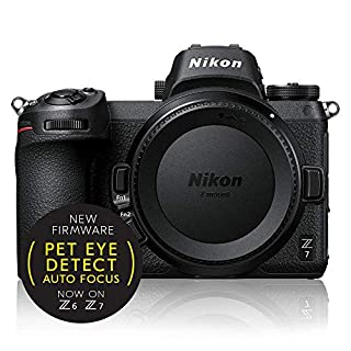 Nikon Z 7 Mirrorless Body Only, Black (B07R7MVQ8V) | Amazon price tracker / tracking, Amazon price history charts, Amazon price watches, Amazon price drop alerts