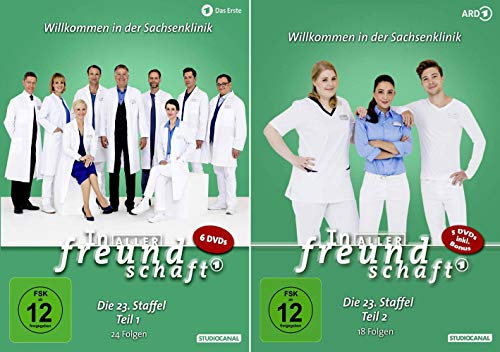 In aller Freundschaft - Staffel 23