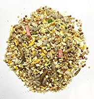Produced in the UK Top quality blend that includes mealworms & suet High in energy High in Protein All year favourite for garden birds