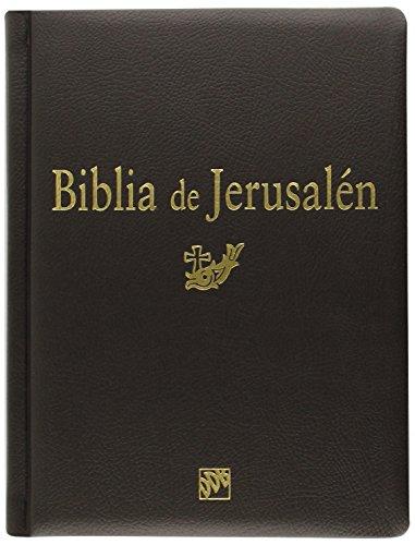 Biblia De Jerusalen 4ª Ed.Manu 2 (Biblia de Jerusalén)