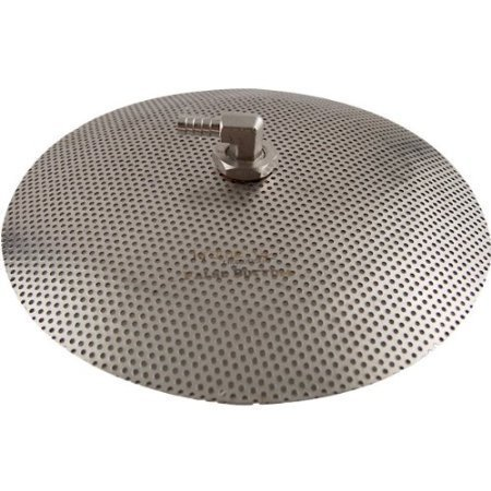 9' Stainless Steel False Bottom by Midwest Homebrewing and Winemaking Supplies