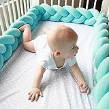 Nursery Cradle Dekor Neugeborenes Bett Auto Reines Weaving Plüsch Knot
