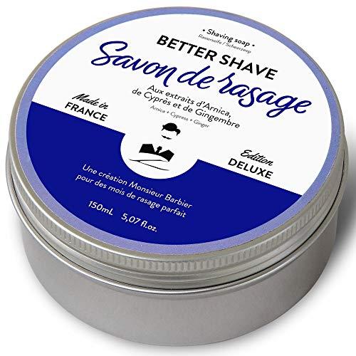 Monsieur Barbier Savon de Rasage Better-Shave 150ML