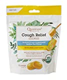 Best Health Cough Drops - Quantum Health Organic Cough Relief Lozenges, Meyer Lemon Review