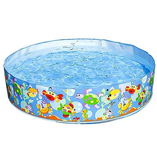 FDYZS Piscina de Remo para niños Sprinkler Outdoor, Splash Pad Sprinkler Niño Piscina para jardín Play For Boys Girls Kid