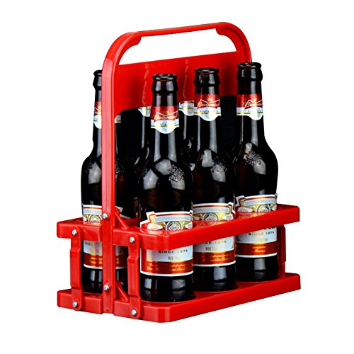 A.B Crew Foldable 6-Pack Beer Bottl…