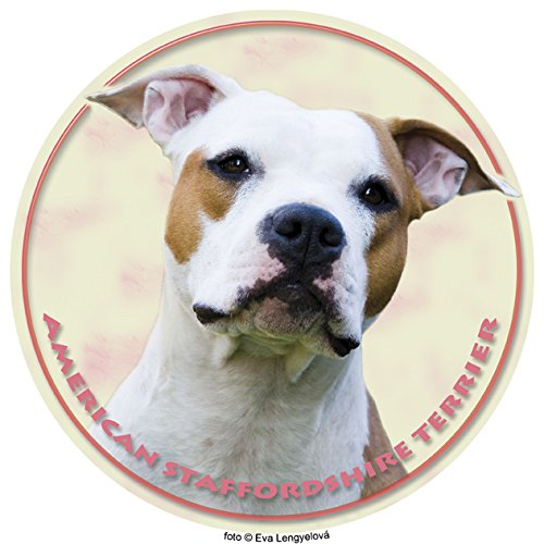 LUKKA Bull Terrier Porte-cl/és dans ľ Emballage Cadeau.