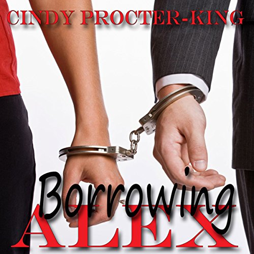 Borrowing Alex audiobook cover art