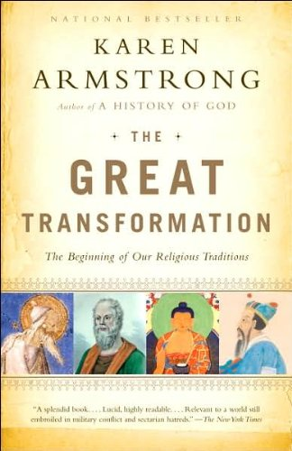 The Great Transformation (text only) by K.Armstrong