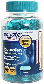 equate ibuprofen odor