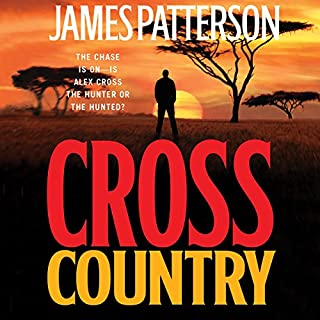 Cross Country audiobook cover art
