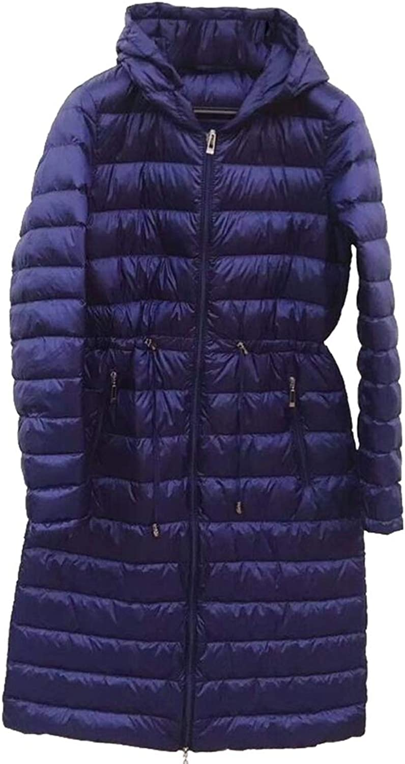 Women's Lightweight Slim Fit Hoodie Packable Down Jackets Puffer Coats