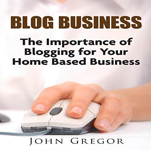 Blog Business audiobook cover art