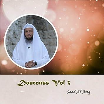 Dourouss Vol 3 (Quran)