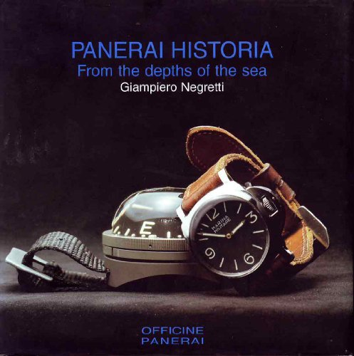 Panerai Historia From The Deepths Of The Sea